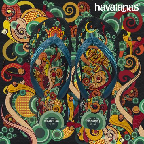 Havaianas revised logo